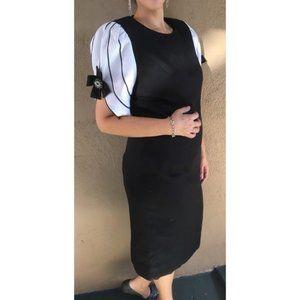 Vintage 80's Dress - 100% American Made